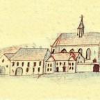 Kloster Marienanger an der Schülerstr.